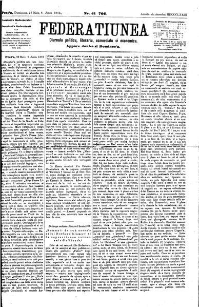 File:Federațiunea 1873-05-27, nr. 41.pdf