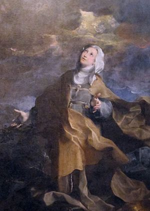 Michelina of Pesaro - Michelina of Pesaro by Federico Barocci