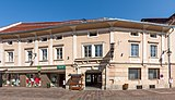 Feldkirchen Rauterplatz 1 Bürgerhaus Hotel Germann 04062018 3566.jpg