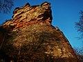 Felsen bei Annweiler am Trifels - panoramio.jpg