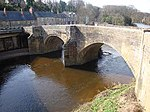 Old Felton Bridge over River Coquet