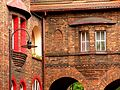 Fenster in Kattowitz-Nikischschacht. - Okna w Katowicach-Nikiszowcu.jpg