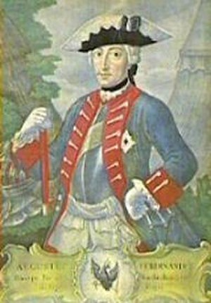 Prince Augustus Ferdinand of Prussia - Image: Ferdinand
