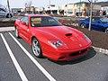 Ferrari 550 Maranello (8586314779).jpg