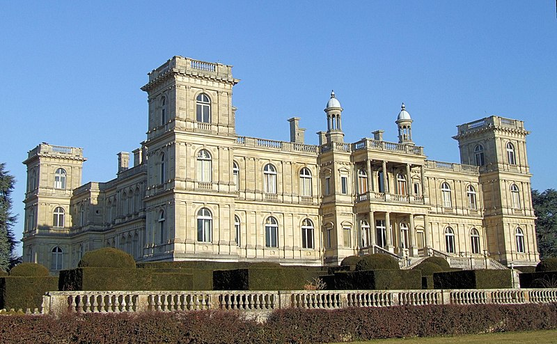 File:Ferrières-en-Brie - Château de Ferrières - Extérieur -5.JPG