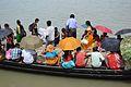 Ferry Service Across River Matla - Godkhali Ghat - South 24 Parganas 2016-07-10 5016.JPG