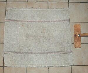 Floorcloth - A floorcloth