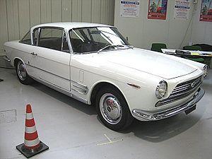 Fiat 2300 - Image: Fiat 2300 S Coupé