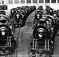 Fifty Southern Pacific 2-10-2 locomotives at Baldwin plant, ca 1921.jpg