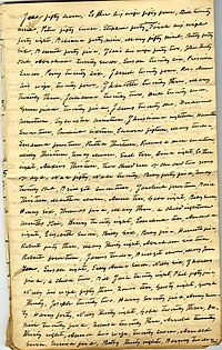 File-Articles of agreement between Thomas F. Mulledy, of Georgetown, District of Columbia, of one part, and Jesse Beatty and Henry Johnson, of the State of Louisiana, of the other part. 19th June 1838 p3.jpg
