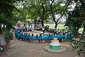 Fire-making - Survival Programme - Summer Camp - Nisana Foundation - Sibpur BE College Model High School - Howrah 2013-06-09 9647.JPG