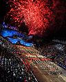 Fireworks Over the 2011 Royal Edinburgh Military Tattoo MOD 45153059.jpg