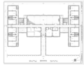 First Floor Plan - Ellis Island, New Immigration Building, New York Harbor, New York, New York County, NY HABS NY-6086-O (sheet 2 of 6).png