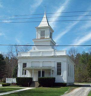 First Presbyterian Church of Tuscarora United States historic place