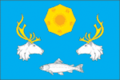 Flag of Verchneimbatsk (Krasnoyarsk krai).png