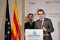 Flickr - Convergència Democràtica de Catalunya - President Mas en roda de premsa cimera internacional primavera àrab amb Tremosa.jpg