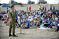 Flickr - Israel Defense Forces - Chief of Staff with Kibbutz Movement Youth, Dec 2010.jpg