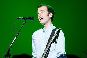 Chris Baio - Baio with Vampire Weekend