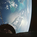 Florida, Bahamas Islands and Cuba, as seen from Gemini-12 spacecraft.jpg