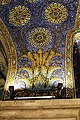 Flower mosaic - Palatine Chapel - Aachen - Germany 2017.jpg