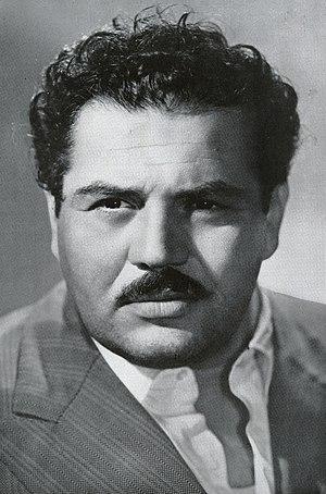 Folco Lulli - Folco Lulli in 1954