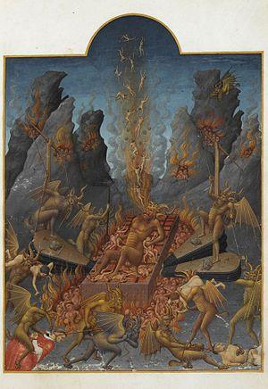 Folio 108r - Hell