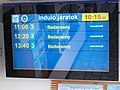 Fonyód Ship station, departures - 2016 Hungary.jpg