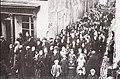 Food Queues Weimar Republic 1918 Hanover.jpg
