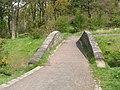 Footbridge in Cathkin Braes Country Park - geograph.org.uk - 948639.jpg