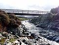 Footbridge over the Feshie - geograph.org.uk - 1528862.jpg