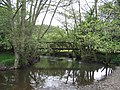 Footbridge over the River Lugg - geograph.org.uk - 438558.jpg