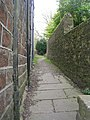 Footpath - Shaw Lane - geograph.org.uk - 1267705.jpg