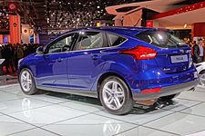 Ford Focus - Mondial de l'Automobile de Paris 2014 - 006.jpg