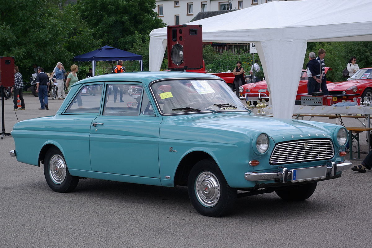 Ford taunus p4 wikipedia for A m motors