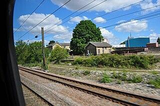 Essendine railway station Former Railway Station in Rutland, England