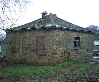 Thomas Boulsover - Methodist chapel at Meadow Farm built as a memorial to Boulsover by his daughters.