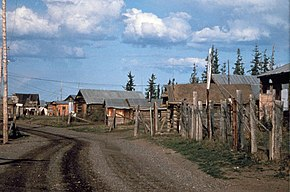 Fort Yukon village lies within the boundaries of the Yukon flats.jpg