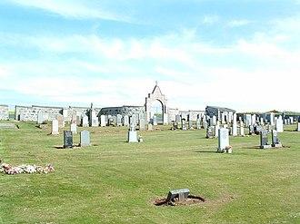 George Chrystal - Foveran Churchyard