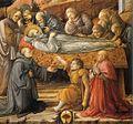 Fra Filippo Lippi - Funeral of St Jerome (detail) - WGA13302.jpg