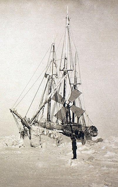 Nansen, el Fram y la Deriva Transpolar
