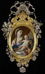 The Madonna and Child with the Infant St. John