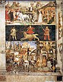 Francesco del Cossa - Allegory of March - Triumph of Minerva - WGA05394.jpg