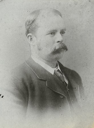 Francis James Gillen - Image: Francis James Gillen (B 38781)