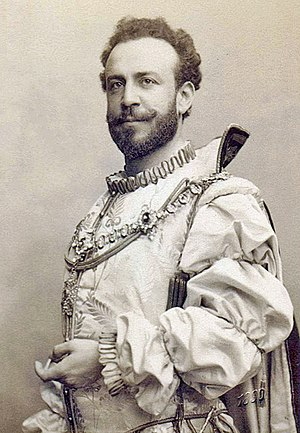 Francisco D'Andrade - D'Andrade in 1890 as Don Giovanni, his signature role