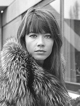 Françoise Hardy - Françoise Hardy in December 1969