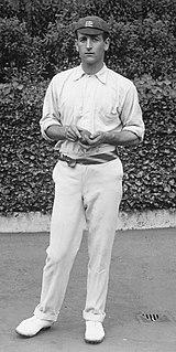 Frank Tarrant cricketer