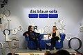 Frankfurter Buchmesse 2016 - Precht - Sagenschneider 4.JPG