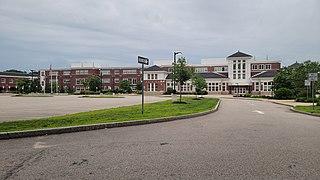 Franklin High School (Massachusetts) Public school in the United States
