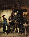 Franz von Defregger Abschied der Jäger 202441.jpg