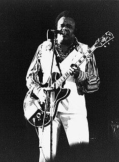 Freddie King American blues guitarist and singer